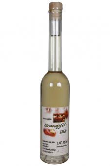 Bohn Bratapfel-Likör 20%vol, 0,35l