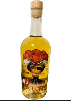 Böttchehof Rum 0,5l - double wood -