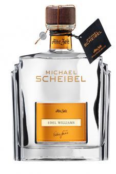 Scheibel Alte Zeit Edel Williams 40%vol. 0,7l inkl. 2x Scheibel Aroma-Gläser