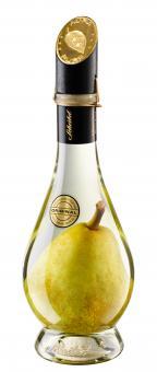 Scheibel Birnenschnaps Birne in der Flasche