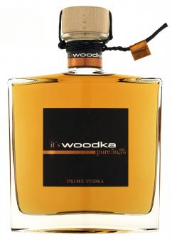Scheibel Wodka - it`s woodka
