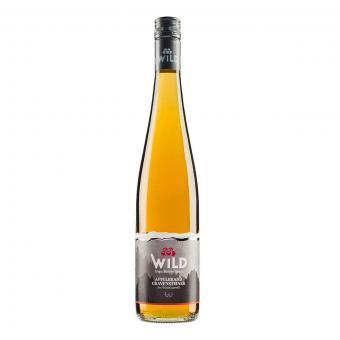Wild Apfelschnaps Gravensteiner im Fass 42%vol, 0,7l