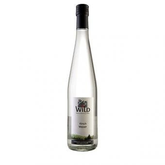 Wild Wildkirschwasser 40%vol, 0,7l