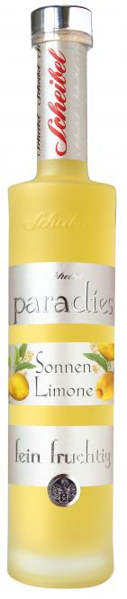 Scheibel Sonnen-Limone-Likör Paradies