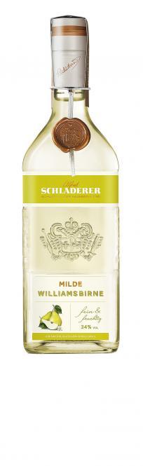 Schladerer Milde Williamsbirne